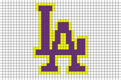 Pixel Nba Lakers Basketball Kobe 8bit Pixelart