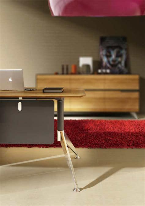 Jesper Office Desk And Return by Jesper Office 400 Collection Desk With Return Cabinet