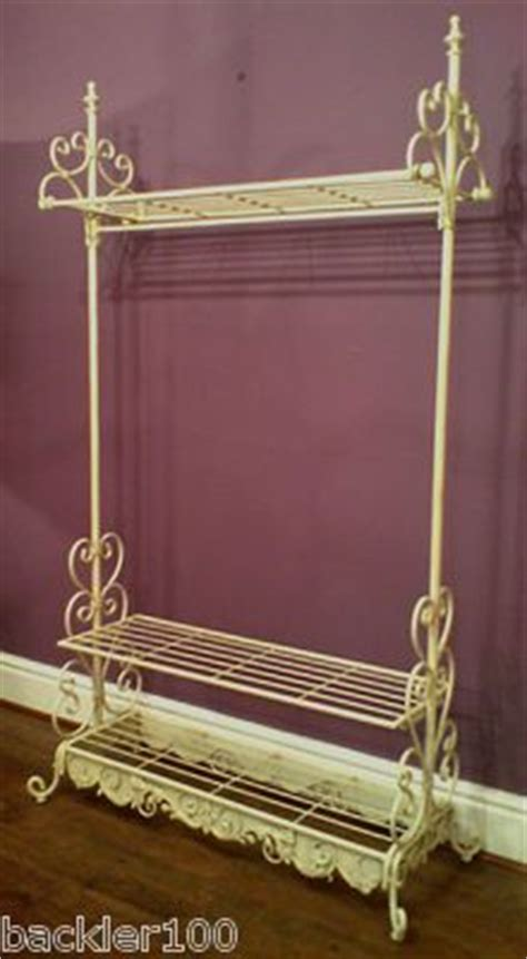 shabby chic hanging rail 1000 images about garment rail heaven on pinterest clothes rail clothes racks and hanging rail