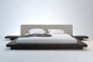 arata japanese platform bed haikudesigns com