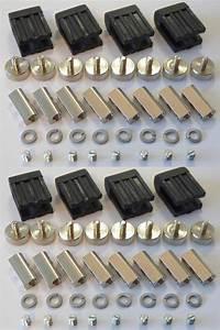 Halogen Oder Led : 8xled fassung lampenhalter f r gx5 3 led oder halogen schwarz elektro fassungen ~ Watch28wear.com Haus und Dekorationen