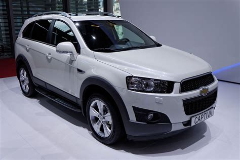 Chevrolet Captiva Picture chevrolet captiva