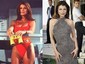 Baywatch Cast Then and Now