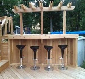 Bar Exterieur De Jardin : id es d 39 am nagement de bar de jardin habitatpresto ~ Dailycaller-alerts.com Idées de Décoration