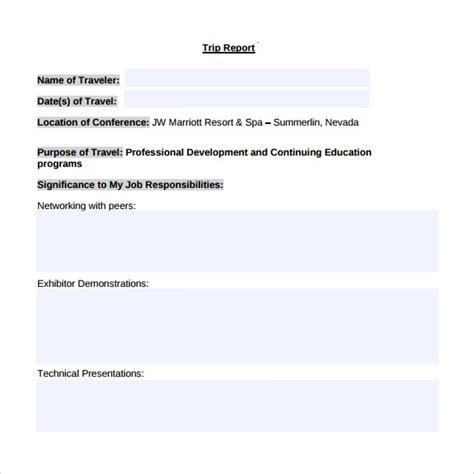 Format Exles by Business Field Trip Report Field Wallpaper Hd 2018