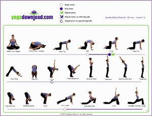 yoga poses chart with names Archives - Work Out Picture ...