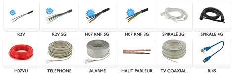 confort electrique fr articles electricit 233 les diff 233 rents types de c 226 bles conseil - Type De Cable Electrique