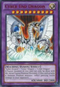 Coolest Deck Of Cards by Cyber End Dragon Is The Best Fusion Monster In Yu Gi Oh