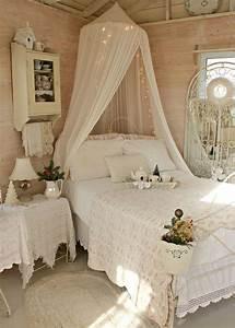 33, Sweet, Shabby, Chic, Bedroom, D, U00e9cor, Ideas