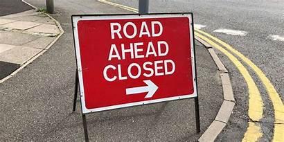 Road Closure Closed Near Week Ahead A11
