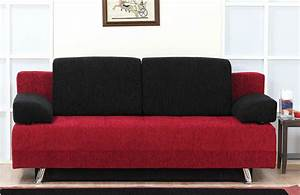 red and black corner sofa couch sofa ideas interior With red and black sofa bed