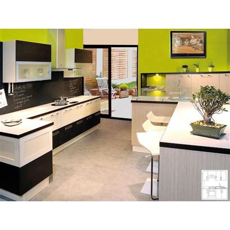 placage meuble cuisine meubles de cuisine devis cuisine bois contemporain