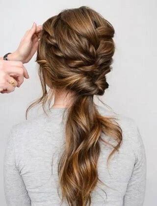 warkocz na wesele  modne fryzury   dla kazdego