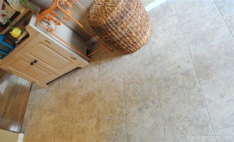 Grouted Vinyl Tile Pros Cons by Diy Installing Groutable Luxury Vinyl Tile Burger