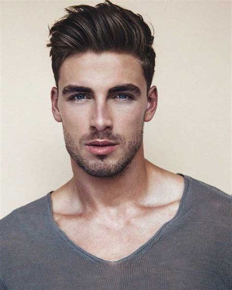Trendy Hairstyles with Long Top for Guys   Mens Hairstyles