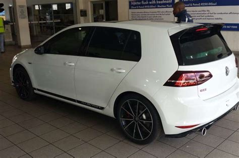 Golf7 Gti In South Africa