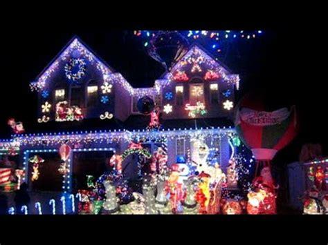 christmas light decorations weve   youtube