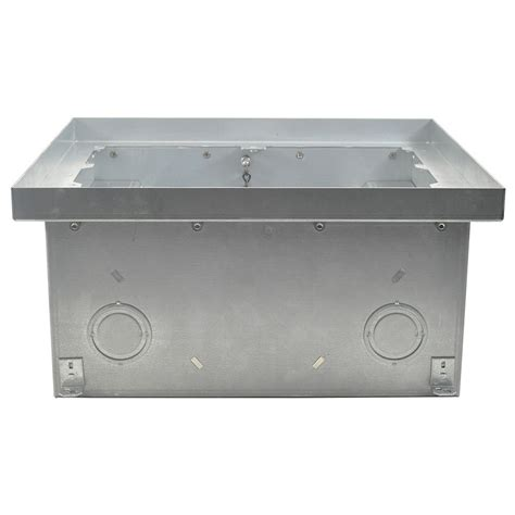 Fsr Floor Box Rating by Fsr Flh20 0 Bx High Load Floor Box W Configurable
