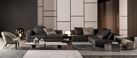 freeman duvet sofa lounge sofas from minotti architonic