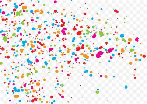 html transparent color abstract color splash illustration on transparent