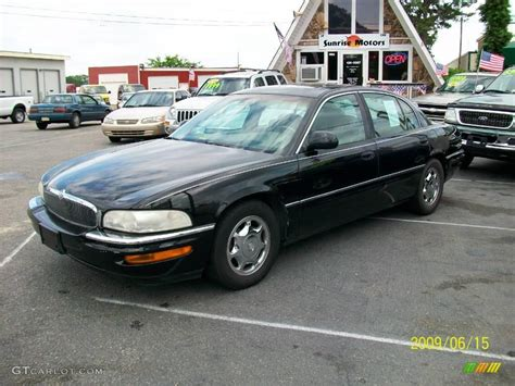 98 Buick Park Avenue Ultra by 1998 Black Buick Park Avenue Ultra Supercharged 12632978