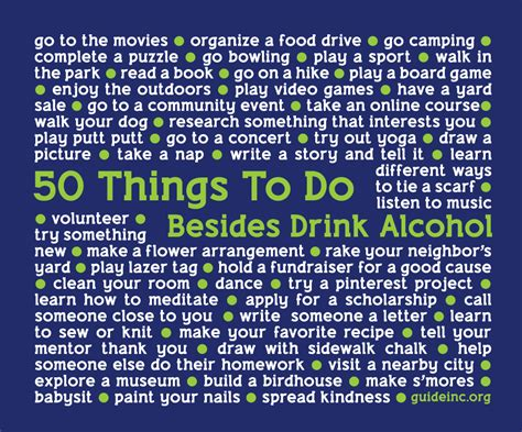 drink alcohol guide