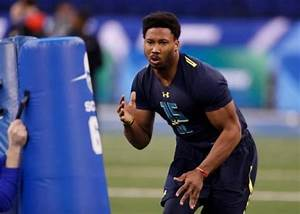 NFL draft edge rusher rankings: More than just Myles ...