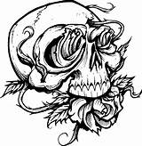 Halloween Pages Coloring Adults Colouring Printable sketch template