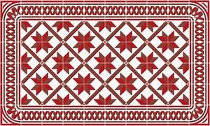 Tapis Vinyl Carreaux De Ciment : tapis vinyle carreaux de ciment ~ Melissatoandfro.com Idées de Décoration