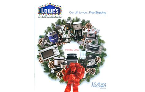 lowes catalogue creative advertising remix studio