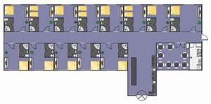 Mini Hotel Floor Plan  Floor Plan Examples