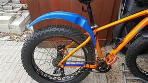 Bike Mudguard Template