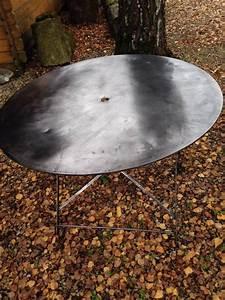 Puce De Jardin : table de jardin en fer forg puces priv es ~ Nature-et-papiers.com Idées de Décoration