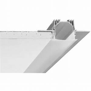 Led Profil Aussen : u profil aus aluminium zum einbau in gipskartonplatten f r led strips bis 17 mm b 37 mm l ~ Markanthonyermac.com Haus und Dekorationen