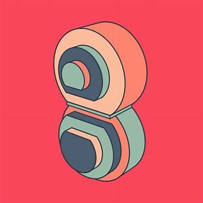 Project Typography Graphic Cadenas Carlo