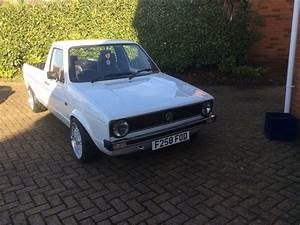 Vw Caddy Pick Up : vw caddy mk1 pick up in sarisbury green hampshire gumtree ~ Medecine-chirurgie-esthetiques.com Avis de Voitures
