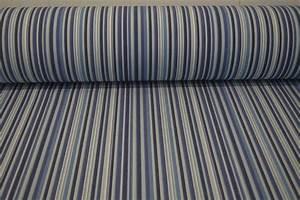 Markisenstoff Meterware Günstig : deco line markisenstoff mehrfarbig blau gestreift markisenstoff meterware streifenstoff ~ Eleganceandgraceweddings.com Haus und Dekorationen