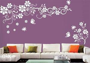 Modern ideas for interior decorating with stencils stencil