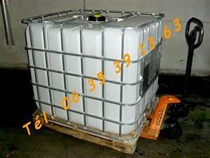 Kit Recuperation Eau De Pluie : cuve 1000l r cup ration d eau de pluie ou stockage de ~ Dailycaller-alerts.com Idées de Décoration