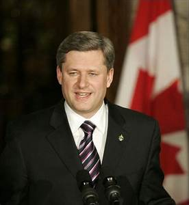 Good News: Canadian PM Stephen Harper Meeting With China ...