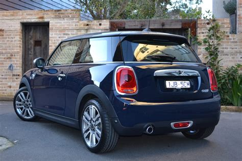 Mini Cooper Blue Edition Modification by Mini Cooper Special Edition 7 2017 Review Carsguide