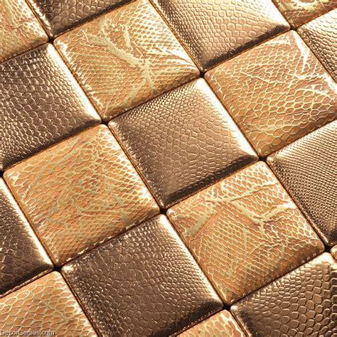 gold floor tiles decorgenius gold mosaic floor tile home living room leather backsplash wall tiles