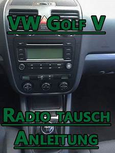 Golf 5 2006 Radio : autoradio einbau tipps infos hilfe zur autoradio ~ Kayakingforconservation.com Haus und Dekorationen