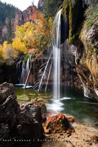 Hanging Lake Colorado Rocky Mountains