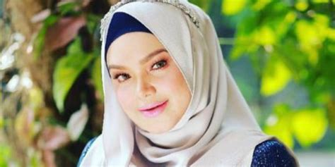 Gaya Hijab Siti Nurhaliza Di Video Klip Khusus Untuk