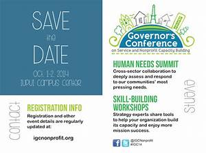 save the date oct 1 2 2014 governor39s conference on With conference save the date template