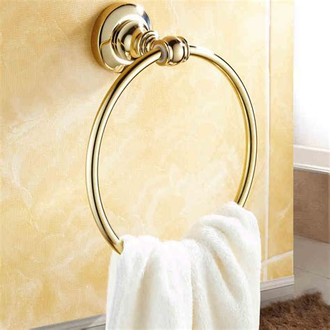 Bathroom   Towel Rings   Modern Bathroom Accessories Ti