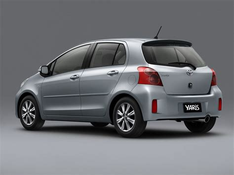 Car Price by Toyota Motor Philippines Launches 2012 Yaris And Land