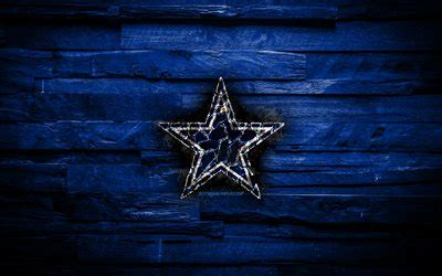 wallpapers dallas cowboys  scorched logo nfl