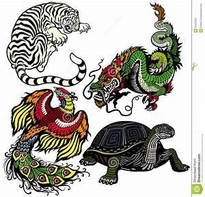 Bilder Feng Shui : sistema de cuatro animales celestiales del shui del feng ~ Michelbontemps.com Haus und Dekorationen
